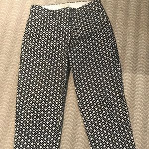 Cute patterned pants for work and play